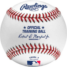 Rawlings ROTB1 Level 1 Training Baseballs from On Deck Sports