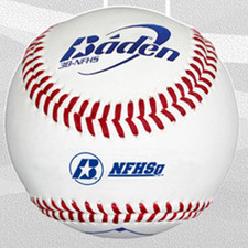 Baden 3B-NFHS Raised Seam High School Baseballs