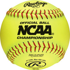Rawlings Official NCAA Softball Championship Game Ball from On Deck Sports