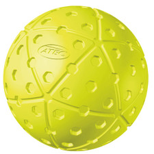 One Dozen Yellow ATEC HI.PER X-Act Softballs from On Deck Sports
