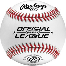 Rawlings FSOLBX Flat Seam Official League Practice Baseballs from On Deck Sports
