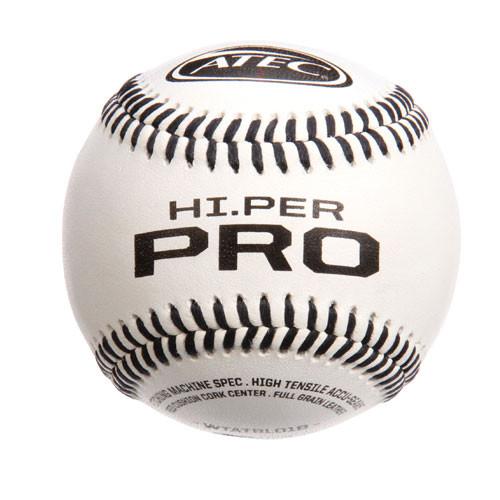 Atec Bucket HI.Per Pro Leather Pitching Machine Baseballs (5 Dozen)