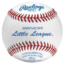 One Dozen Rawlings RSLL1 Baseballs from On Deck Sports