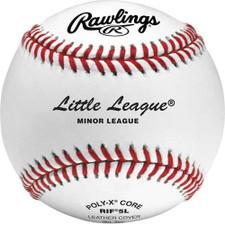 Rawlings RIF5L Little League Training Baseballs from On Deck Sports