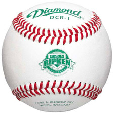 One Dozen Diamond DCR1 Cal Ripken League Baseballs from On Deck Sports