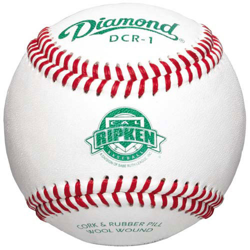 Diamond DCR1 Cal Ripken League Baseballs