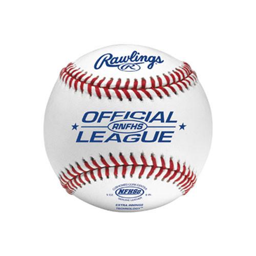 One Dozen Rawlings RNFHS Baseballs