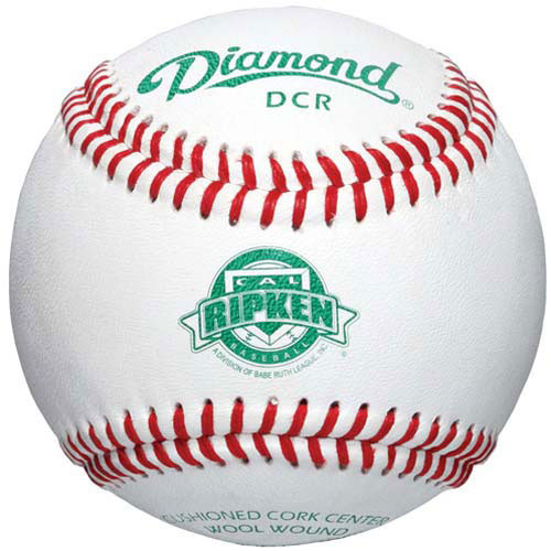 Diamond DCR Cal Ripken League Baseballs from On Deck Sports