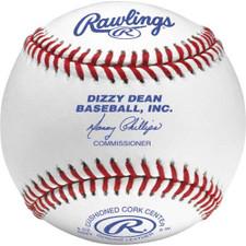 Rawlings RDZY Raised Seam Dizzy Dean League Baseballs from On Deck Sports