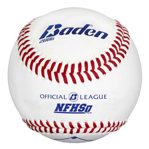 One Dozen Baden 2BBG Raised Seam High School Baseballs from On Deck Sports