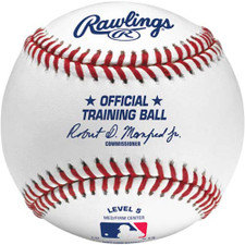 One Dozen Official Rawlings ROTB5 Level 5 Training Baseballs