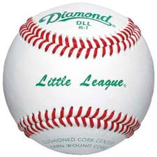 One Dozen Diamond DLL Little League Baseballs