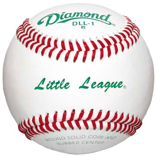 Diamond DLL1 Little League Baseballs