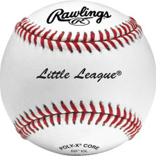 Rawlings RIF10L Little League Training Baseballs for Reduced Injury Factor