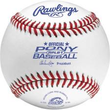 Rawlings RPLB1 Pony League Baseballs from On Deck Sports