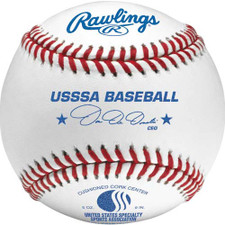 Rawlings R200USSSA Raised Seam USSSA Adult Official Baseballs from On Deck Sports