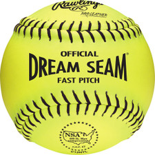 "Rawlings 12"" Dream Seam NSA Softball"