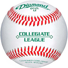 Diamond D1 Collegiate Baseball Low Seam