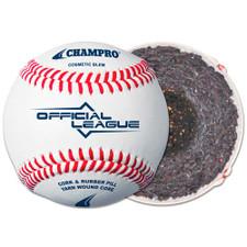 Champro Raised Seam Youth League Practice Baseball