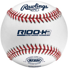 Rawlings R100-H2 Raised Seam Baseball