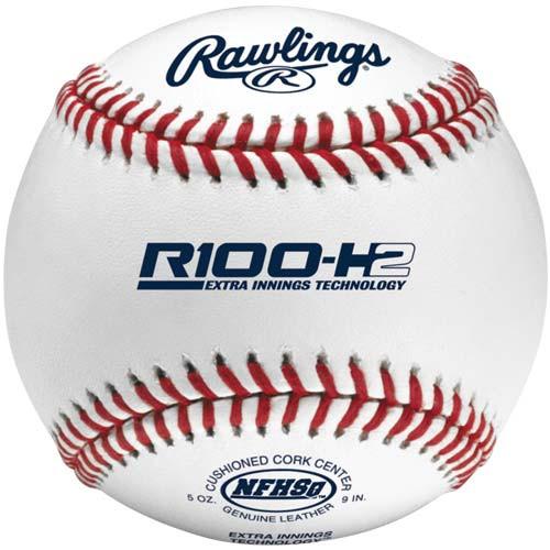Rawlings R100-H2 Raised Seam Baseball