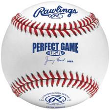 Rawlings Perfect Game Flat Seam Baseball