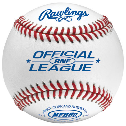 Rawlings RNFC Raised Seam High School Baseballs