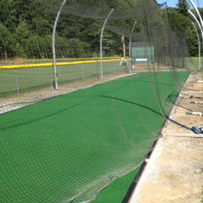 Precut BCT Turf Pieces for Batting Cages