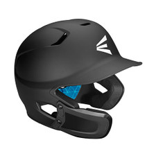 Easton Z5 Matte Solid Helmet with Universal Jaw Guard