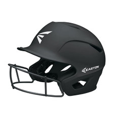 Easton Prowess Matte Solid Fastpitch Batting Helmet with Mask
