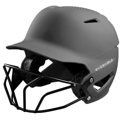 Evoshield XVT Matte Batting Helmet with Softball Mask