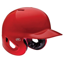 Rawlings Clear Coat Helmet Safe Up To 90 MPH