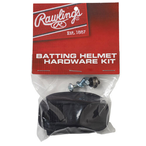 Rawlings Face Guard Hardware Kit for Replacing Baseball & Softball Masks