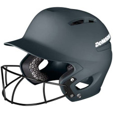 Demarini Paradox Fitted Pro Batting Helmet With Fastpitch Mask
