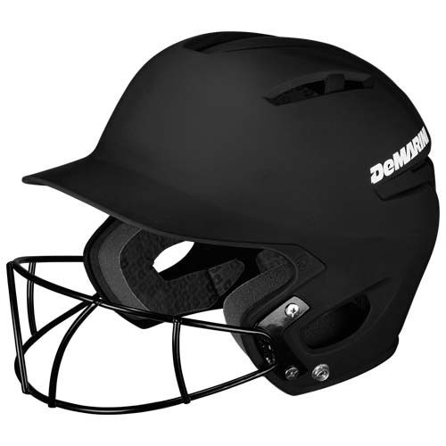 Demarini Paradox Softball Batting Helmet with Fastpitch Mask