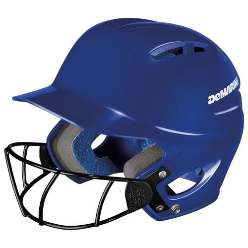 Demarini Paradox Protege Baseball & Softball Batting Helmet with Mask