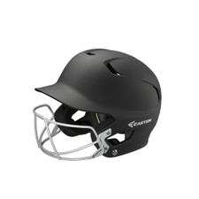Easton Z5 Grip Batting Helmet With Faceguard