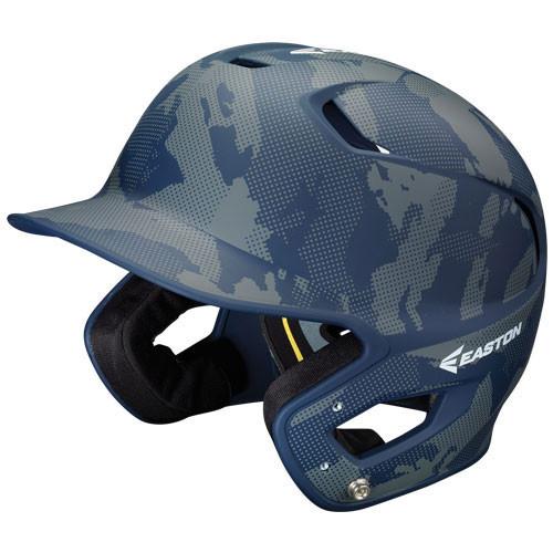 Easton Z5 Grip Basecamo Color Batting Helmet for Baseball