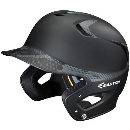 Easton Z5 Grip Two Tone Basecamo Color Baseball Batting Helmet