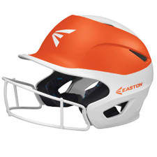 Easton Prowess Grip Two-Tone Fastpitch Batters Helmet with Mask