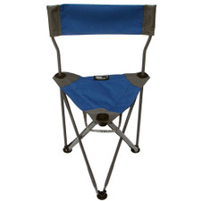 The Ultimate Slacker Tripod Seat with Back for Sports Spectators