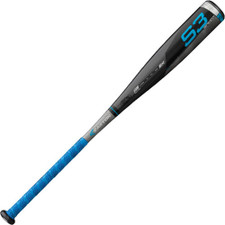 Easton S3 (-10) Bat 10 Ounce Drop Baseball Bat