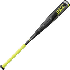 Easton S2 (-10) Bat 10 Ounce Drop Baseball Bat