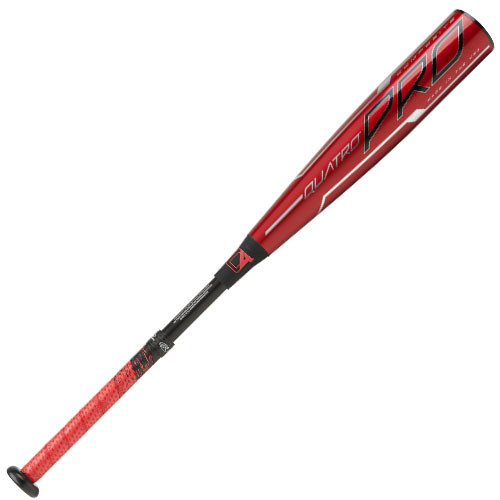 Rawling Quatro Pro (-10) USSSA Baseball Bat