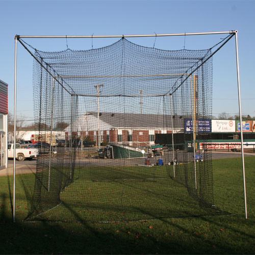 Nylon Poly Batting Cage Nets From On Deck Sports