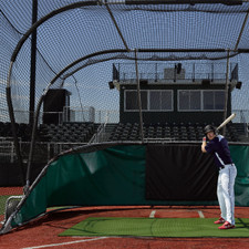 Big Bubba Portable Batting Cage Backstop