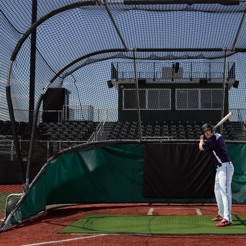 Big Bubba Batting Cage Portable Backstops