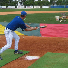 Bunt Zone Field Tarp for Baseball & Softball Practice