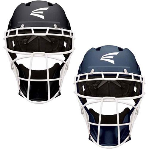 Easton Fastpitch Grip Catchers Helmet - Youth