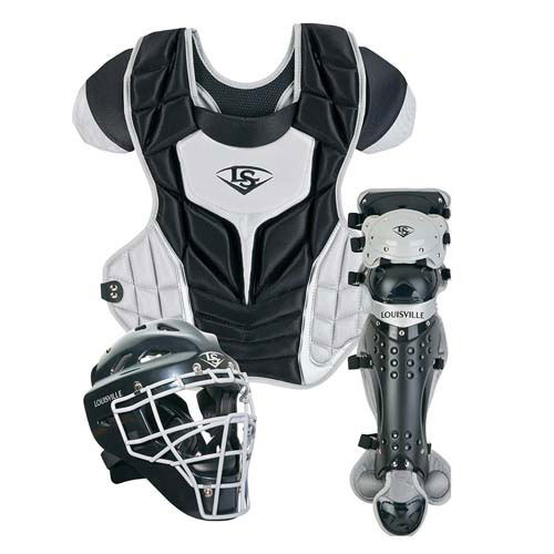 Louisville Slugger Fastpitch Catchers Gear Set - Intermediate